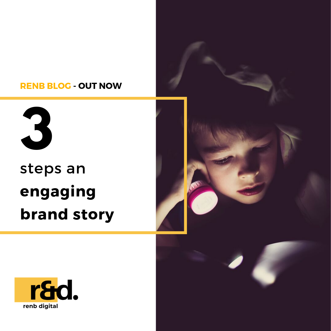 How to write a GREAT Brand Story – 3 easy steps