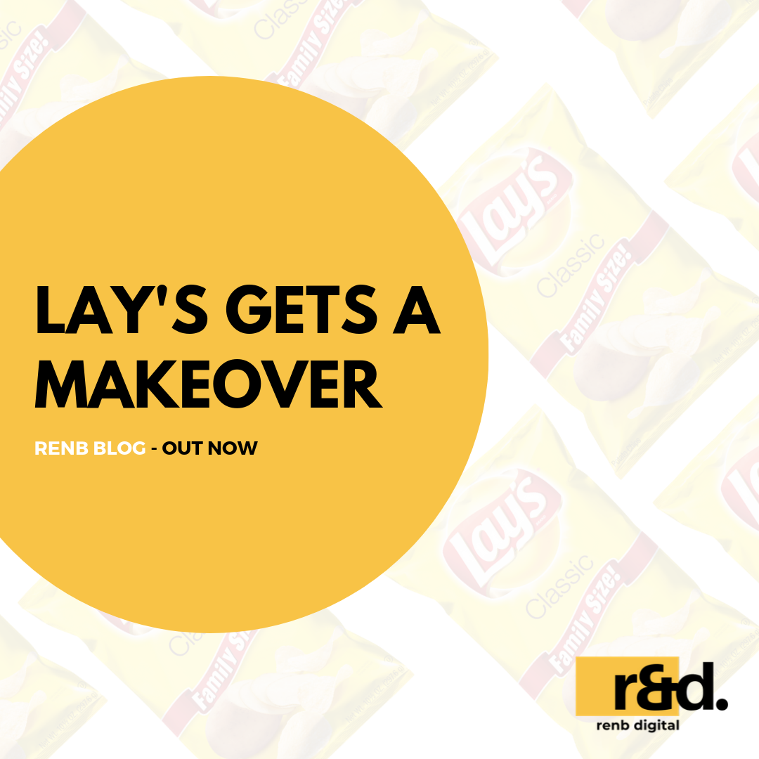 Lay's gets a makeover